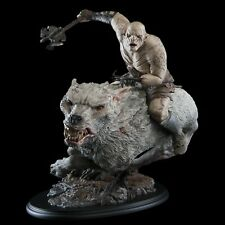 AZOG THE DEFILER ON WARG Weta 1/6 scale statue ULTRA RARE Limited Edition NEW