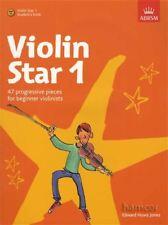 Violin Star 1 Student's Book Sheet Music Book/CD ABRSM Pupil Beginner's
