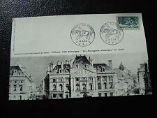 FRANCE - carte 1er jour 14/3/1964 (journee du timbre) (cy56) french