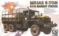 AFV CLUB  M54A2 5 TON 6x6 CARGO TRUCK 1:35 Cod.35300