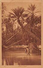 BF9154 lehnert & landrock africa types dans l oasis     Africa