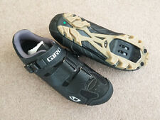 Giro Privateer Mens MTB Cycling Shoes Size 42