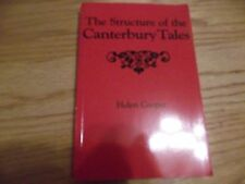 """The Structure of the """"Canterbury Tales"""" by Helen Cooper (1984, Paperback)"""