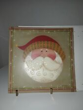 Christmas Card 2005 by Fiddlestix - Santa Claus- unused price is for 1 card.