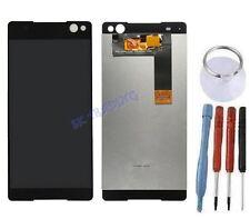ECRAN LCD VITRE TACTILE BLOC ASSEMBLE POUR SONY XPERIA C5 ULTRA NOIR E5506 E5553