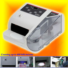 Money Bill Note Counter Counting Machine Multi-Currency Counterfeit Detector C87