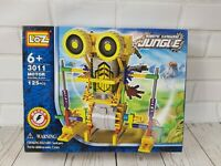 Loz Robotic Kangaroo Jungle 125 pieces + motor NEW