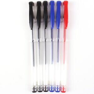 6x SMOOTH GEL PENS Bullet Journal Bujo Planner Organiser Fine Line Colour Coding