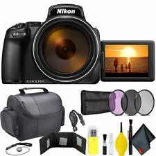 Nikon COOLPIX P1000 Digital Camera Travel Kit