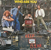 THE WHO WHO ARE YOU LP POLYDOR 1978 ORIGINAL GERMAN PRESS FAST DISPATCH