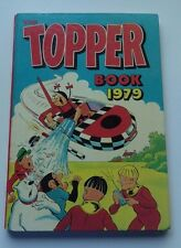 The Topper Book Annual 1979   by D.C. THOMSON &  Co. VGC UNCLIPPED