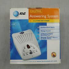 AT&T  Digital Answering System With Time/Day #1719