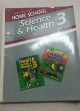 Abeka Science and Health 3 curriculum and lesson plans