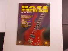 * Bass in the Rhythm Section instructional Songbook with Cd