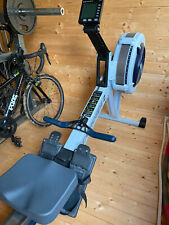 Concept 2 rowing machine with PM5 monitor