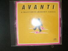 "VERY RARE CD ""Avanti - A Collection Of Emergency Classics"" Jay Novelle Chemise"