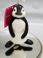 St. Nicholas Square Penguin Ornament Christmas 009
