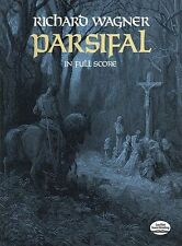 Parsifal in Full Score-ExLibrary