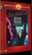 DVD *** SUEURS FROIDES *** d'Alfred Hitchcock  ( neuf sous blister )