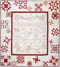 Crabapple Hill Studio Winter Wonderland Quilt Pattern