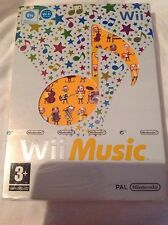 New & sealed - Wii Music for the Nintendo Wii games console - PAL UK release!!!