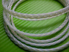 0.5m Solid Silver 0.4mm 5 Wire Litz Cable