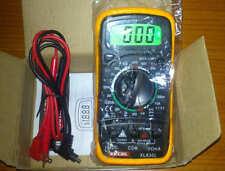 Multimètre Ohmmètre Ampèremètre Voltmètre digital XL-830L vendeur pro FRANCAIS