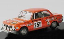 BMW 2002 TI RALLYE #255 Jagermeister Silencieux/Nelly Monte Carlo 1973 TR 1:43