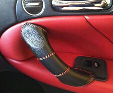 Alfa Romeo 147 GT poignée poignée avant droite et gauche cuir véritable