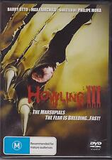 HOWLING III - THE MARSUPIALS -  Barry Otto, William Yang, Imogen Annes -  DVD -