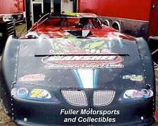 MATT MILLER #7M 2006 PONTIAC DIRT LATE MODEL CAR 8X10 PHOTO ARLINGTON OHIO
