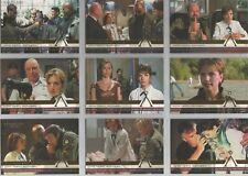 "Stargate SG-1 Season 7 - ""Behind The Scenes"" 9 Card Chase / Insert Set #B10-18"