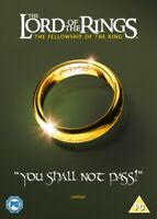 The Lord Of The Rings - The Fellowship Ring DVD Nuovo DVD (1000440471)