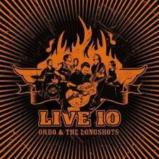 Orbo & The Longshots - Live 10 Nuovo CD