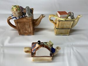 Vintage Decorative Creamers Sold In Set Of 3 Creamers Home décor