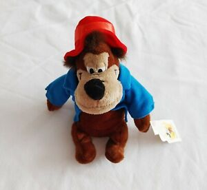 "Walt Disney World Brer Bear (Song of the South) 8"" Bean Bag Plush"
