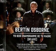 Bertín Orborne, Yo Debí Enamorarme De Tu Madre CD + DVD, New, Sealed
