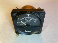 Beechcraft DC Volt Loadmeter - P/N: 721-17640 - P/N: 50-380067 REV. B