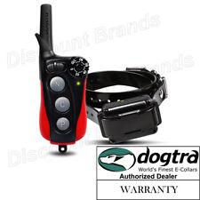 Dogtra Dog Remote Trainer 400 Yard Expandable Black IQ-PLUS Authorized Dealer