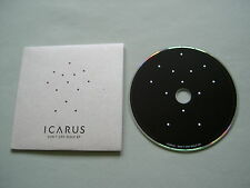 ICARUS Don't Cry Wolf EP promo CD single