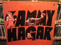 Sammy Hagar ‎– All Night Long     Vintage LP  *See all pictures*