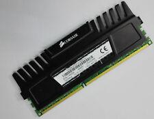 CORSAIR VENGEANCE 8GB DDR3 1600 Desktop RAM CMZ8GX3M1A1600C10 Unbuffered  XMP