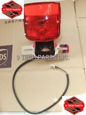 NEW REAR TAIL LIGHT 3571038391 BRAKE LAMP UNIT COMPLETE for SUZUKI GN250 GN 250