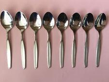 """Stainless Steel Tea Spoon Pack of 8 Brand New by """"Tablekraft"""""""