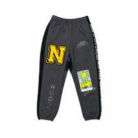 Nike Men's Sportswear NSW Logo Element Joggers Black DC2723-060 AUTHENTIC
