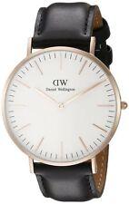 Men's Daniel Wellington Quartz (Battery) Casual Wristwatches
