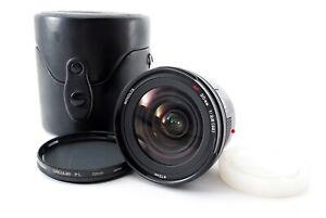 Minolta AF 20mm F/2.8 Prime Lens for Sony w/Case Excellent Japan Tested #7117