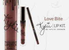 NEW Kilie Jenner Lip Kit Set Liquid Lipstick Matte & Lip Liner LOVE BITE KIT