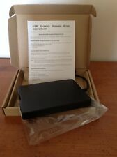 """3.5"""" Portable USB 2.0 External Floppy Disk Drive 1.44MB For Laptop PC Win 7/8/10"""