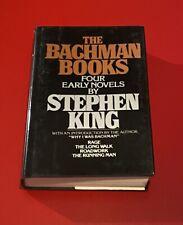 The Bachman Books Stephen King Hardcover (Rage)